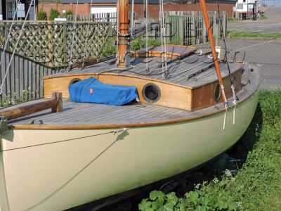 Farne Islander 26 Modern Classic
