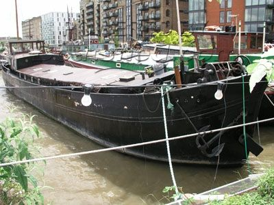 86 foot Dutch Barge / House Boat