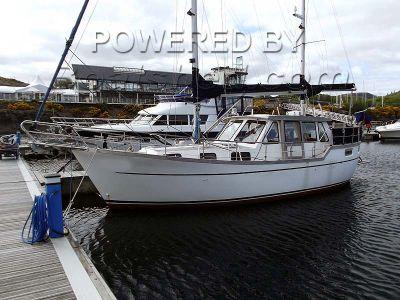 Nauticat 33 Motorsailer