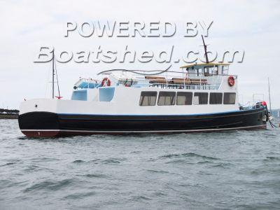 Passenger Vessel Day Cruiser