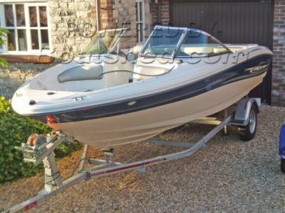 Sea Ray 185 SP Bow Rider