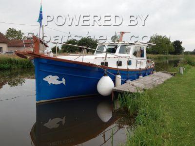 Myabca 40 TR vedette fluvio-maritime