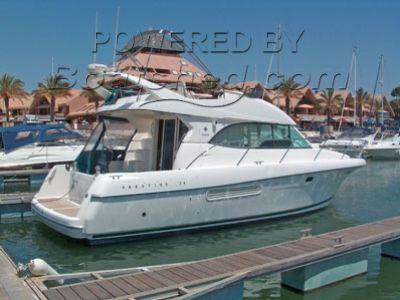 Jeanneau Prestige Luxury Fisher