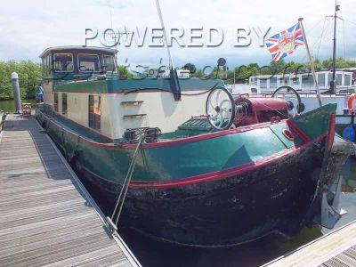 Dutch Barge 60ft Tjalk