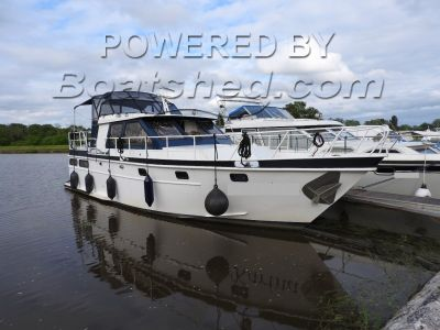 Motor Cruiser 40ft CASCARUDA 1200 AK