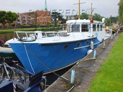 Pilot Boat 50