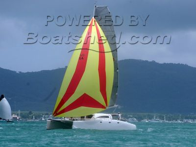 Stealth 12.5 Fast Cruising / Racing Catamaran