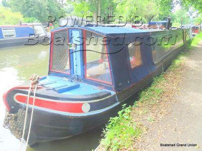 Narrowboat 65ft Trad Stern Liveaboard