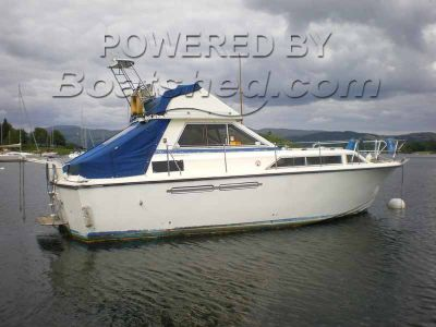Princess 33 Flybridge