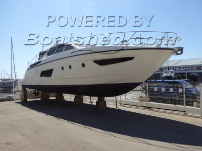 Azimut Atlantis 48 77 hours from new! priced to sell