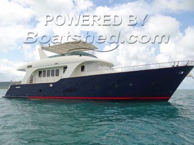 MMGI Navirex 23 Motor Yacht