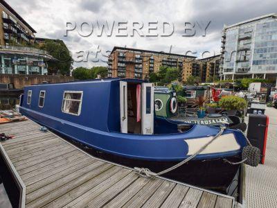 Narrowboat 32ft with London mooring
