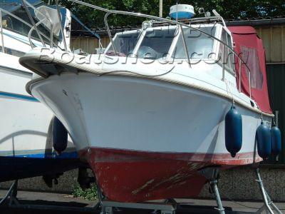 Sea Rover 640 pêche promenade