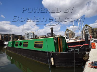 Narrowboat 40ft with Mooring