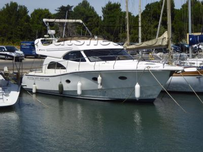 Rodman 41 Flybridge Quality build with  IPS propulsion system
