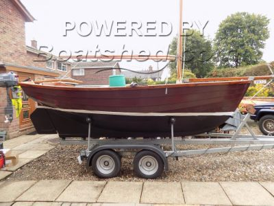 Manx Day Boat   - Traditional & Honest. Now reduced!!