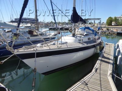 Hallberg Rassy 29 Sturdy quality cruiser  NEW ENGINE