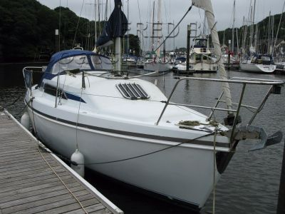 Hunter Ranger 265 Twin Keel
