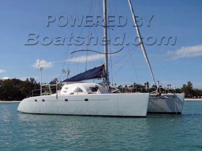 Baladi  50 Composite Catamaran