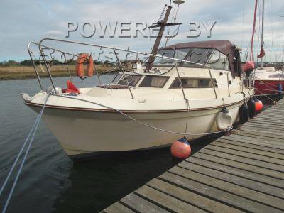 Motor Cruiser 27ft Seasport 810