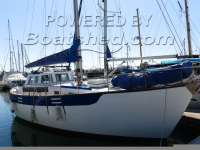 Cape Vickers 347 Motor Sailer