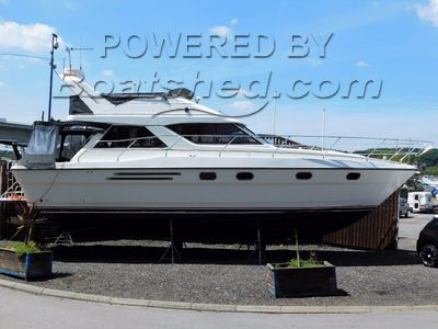 Princess 388 Flybridge Cruiser