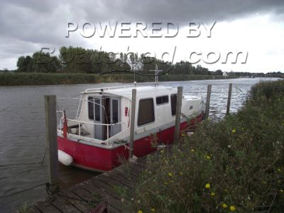 Steel 30ft Cruiser