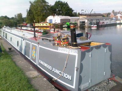 Colecraft Narrowboat 70ft