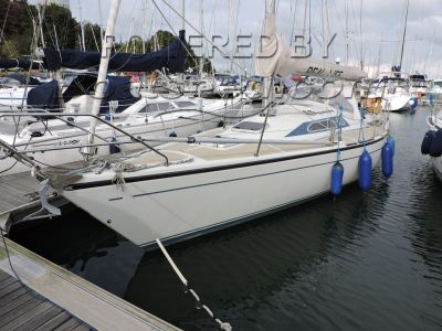 Dehler 34 Honed Performer