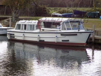 Connoissseur 29 Mooring Included until 01/04/2018!