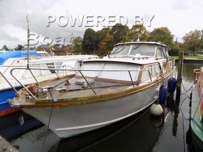 Storebro Royal 34. Baltic