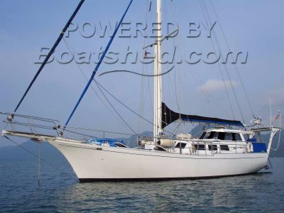 Custom Pilothouse Bluewater Cutter