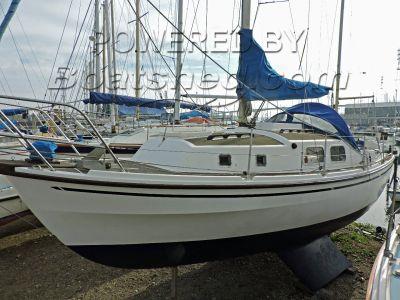 Westerly Pentland Coastal Cruiser