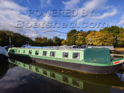 Narrowboat 60ft with Mooring