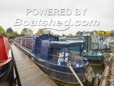 Narrowboat 58ft Cruiser Stern