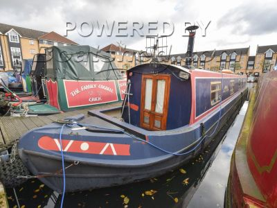 Narrowboat 57ft with Mooring