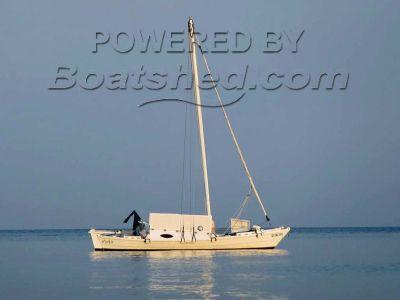 Wharram Tiki 26 Catamaran