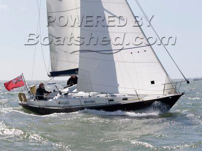 Oceantuff 41 Test Boat