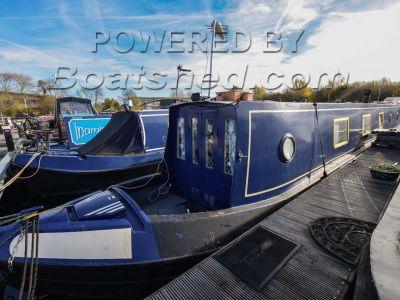 Narrowboat 60ft with Mooring