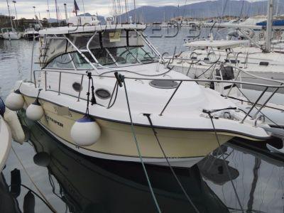 Seaswirl 2901 Striper Sports Fisher