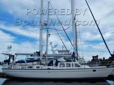 Spencer 53 Pilothouse Ketch Motor Sailer