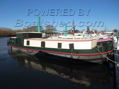 Sagar Marine Mini Luxe Replica Dutch barge
