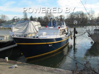 Dutch Steel Motor Cruiser KOTTER 40