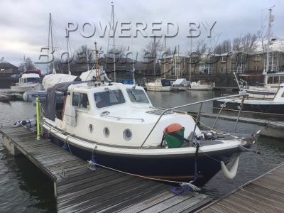 Seaward 23 Twin Screw