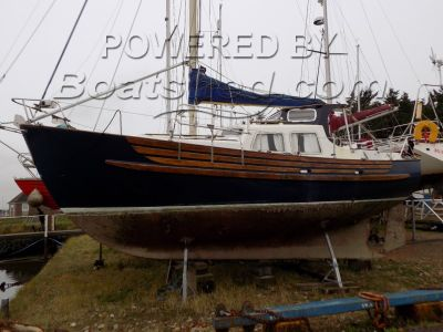 Fisher Freeward 25 Motor Sailer. PRICE REDUCTION!