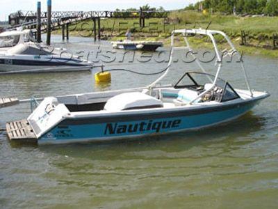 Ski Nautique 1991/92 model