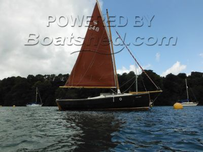 Cornish Shrimper Mk 1 Inboard