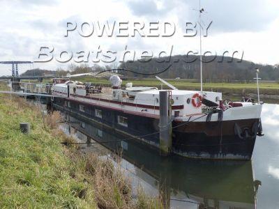Peniche Freycinet Cruising liveaboard barge