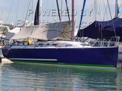 Cookson 12 M Race Boat
