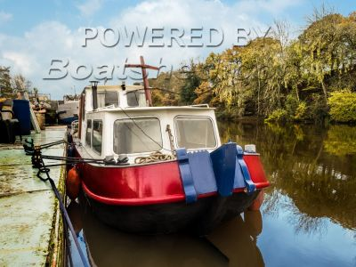Dutch Barge 38ft with London mooring